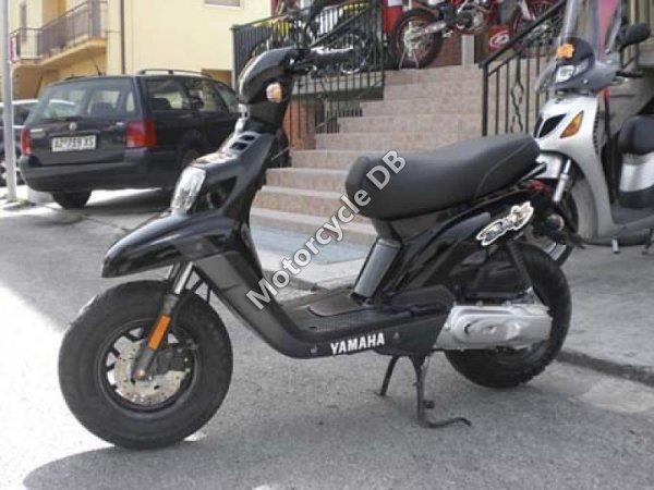 Yamaha BWs Naked 2007 11491