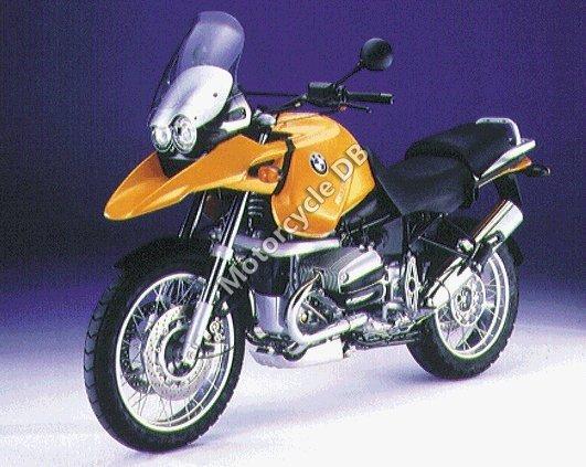BMW R 1150 GS 2003 11487