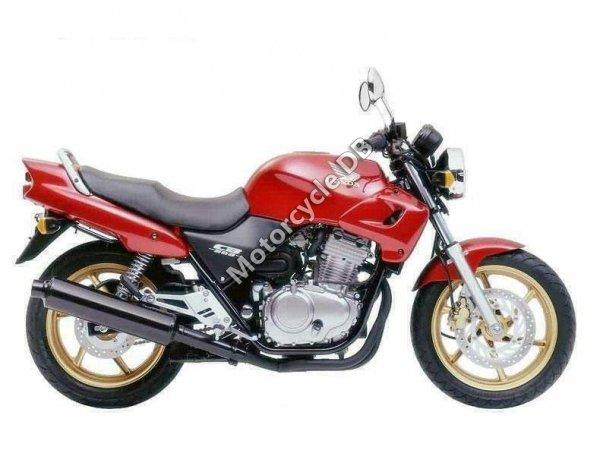 Honda CB 500 2000 1256