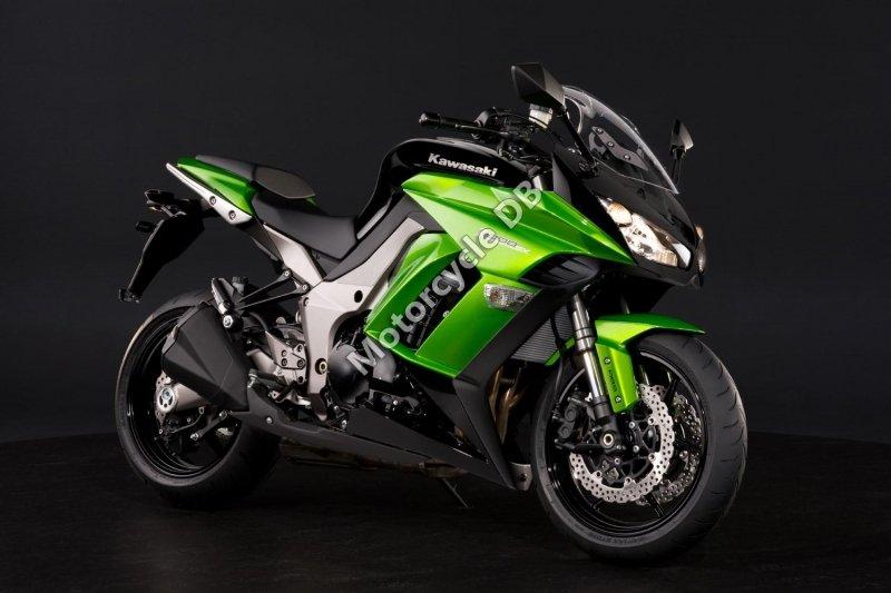 Kawasaki Z1000 SX 2013 28996