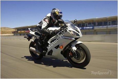 Yamaha YZF-R6S 2010 14478