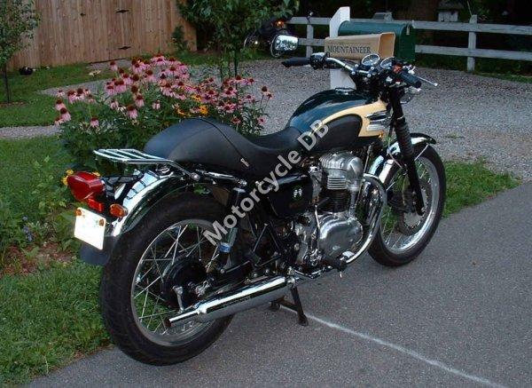 Kawasaki W 650 2001 7865