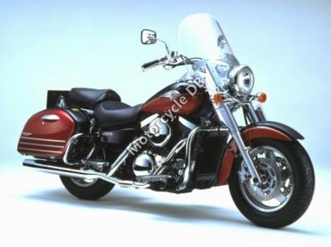 Kawasaki VN 1500 Classic Tourer Fi 2002 14755