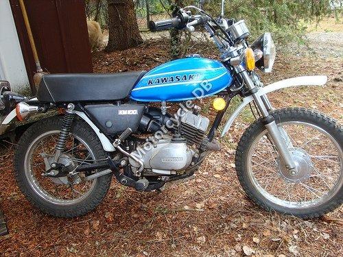 Kawasaki KM 100 1981 8337
