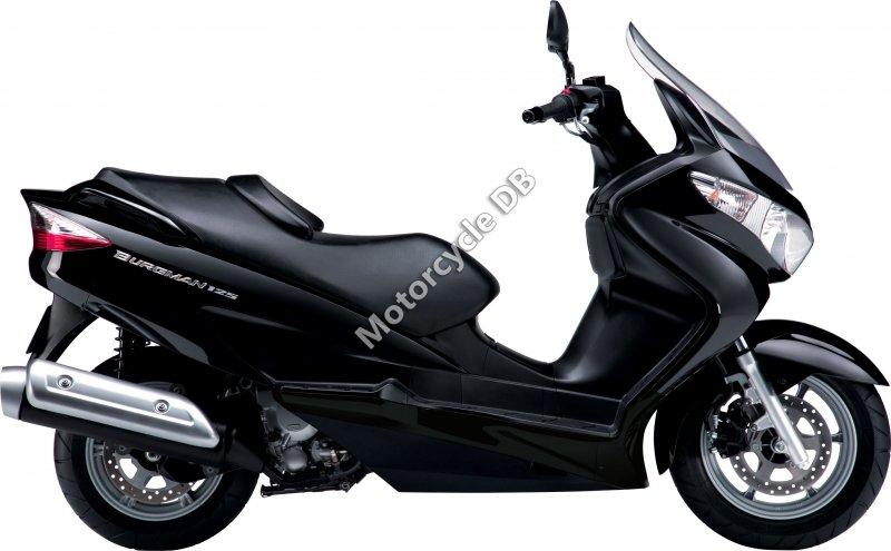 Suzuki Burgman 125 2015 28291