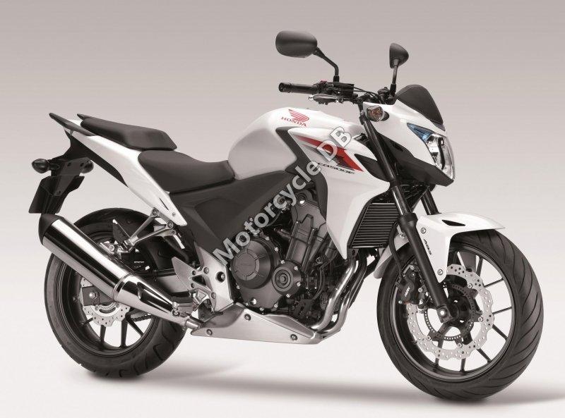 Honda CB500F 2018 29544