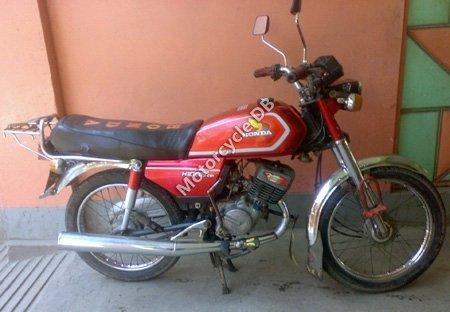 Honda H 100 S 1986 7957