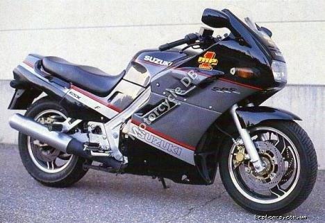 Suzuki GSX 1100 EF (reduced effect) 1986 19788