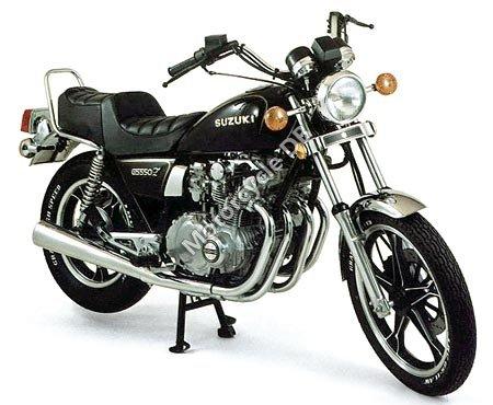 Suzuki GS 550 L 1981 8316