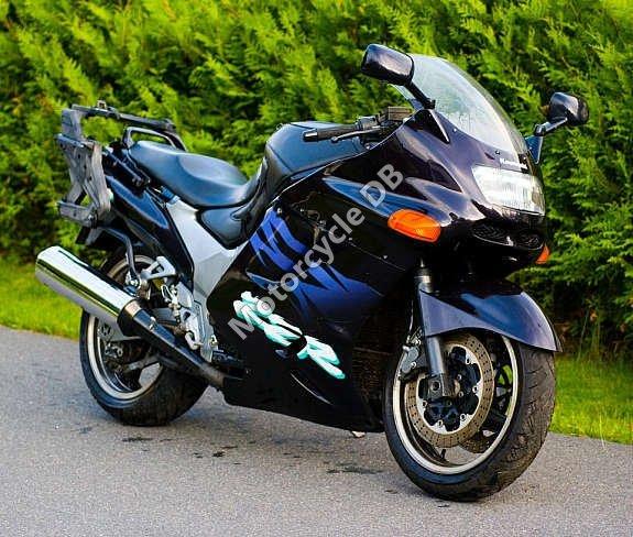 Kawasaki ZZR 1100 1995 7879
