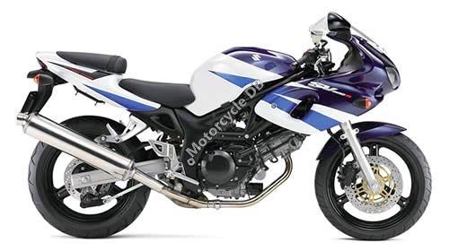 Suzuki SV 400 S 2002 9034