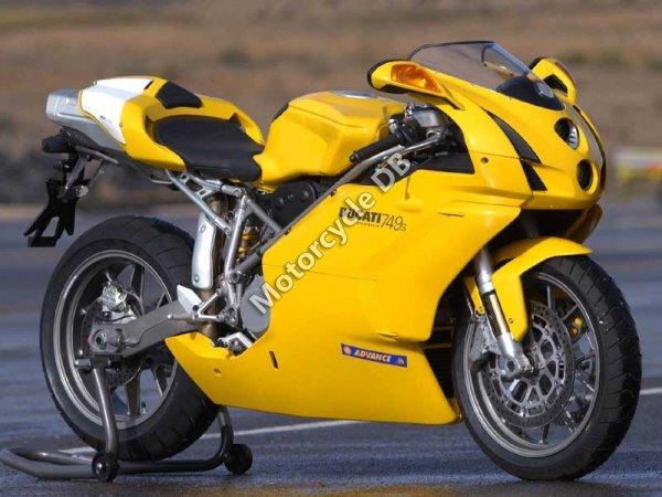 Ducati 749 (2003)
