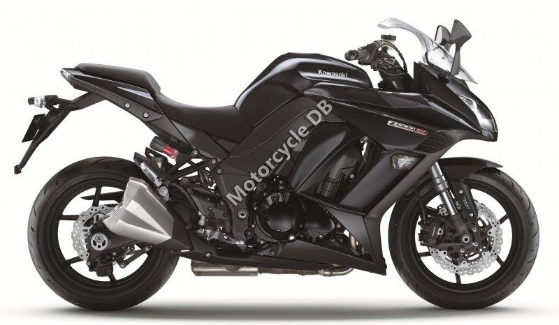 Kawasaki Z1000 SX 2016 28982