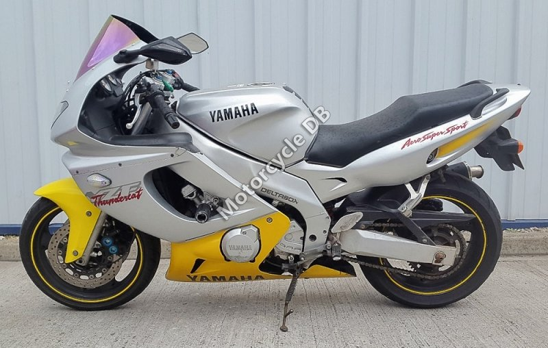 Yamaha YZF 600 R Thundercat 2002 25813