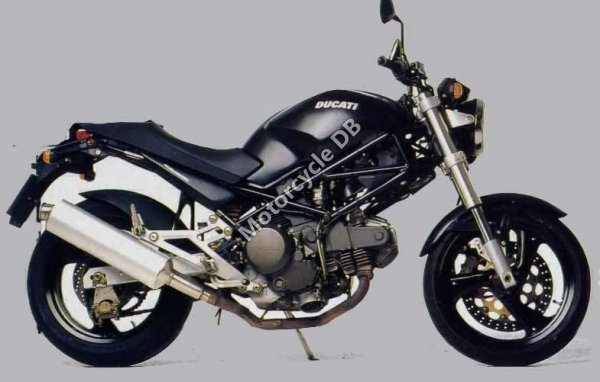 Ducati 600 Monster Dark 1998 18885