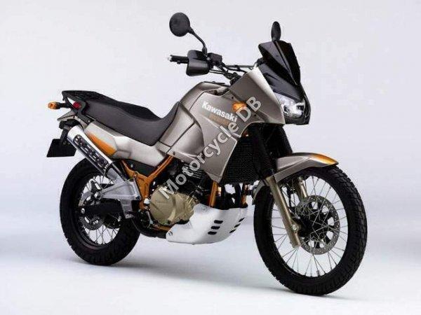 Kawasaki KLE500 2007 1348