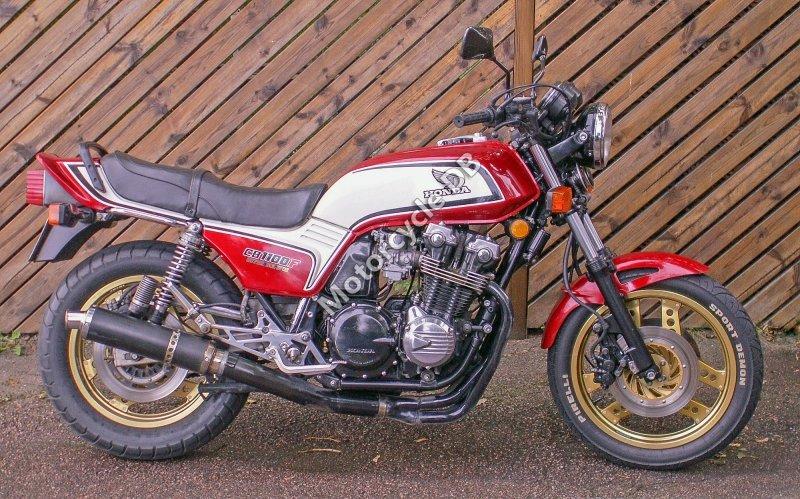 Honda CB 1100 F 1983 29767