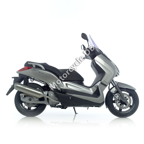 Yamaha X-City 125 2009 10201