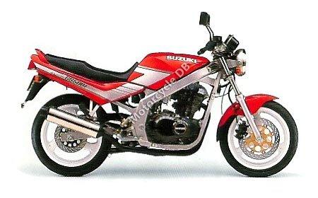 Suzuki GS 500 E 1991 9638