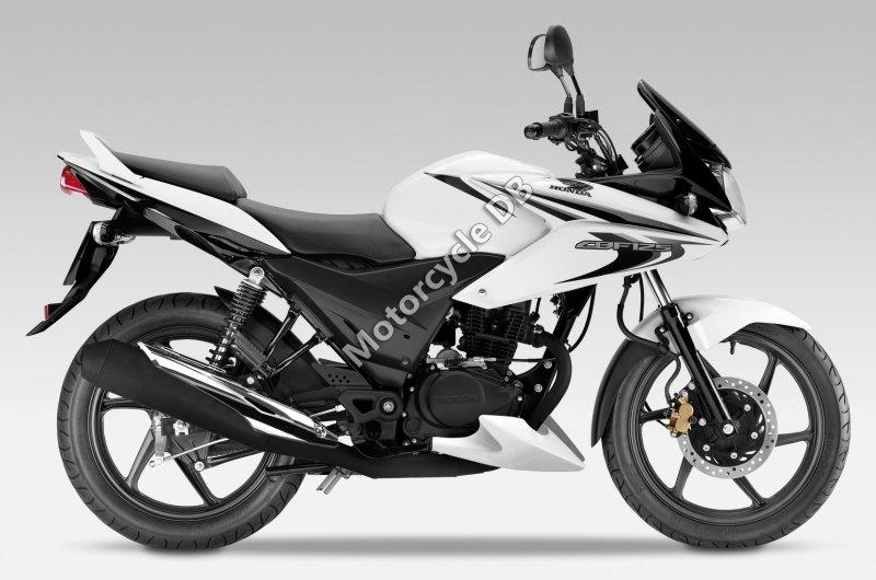 Honda CBF125 2014 30537