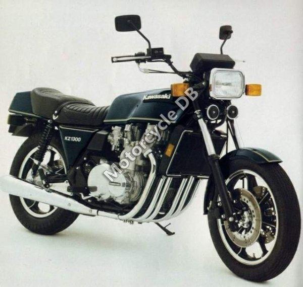 Kawasaki Z 1300 DFI 1986 15770