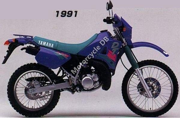 Yamaha DT 125 R 1992 1532