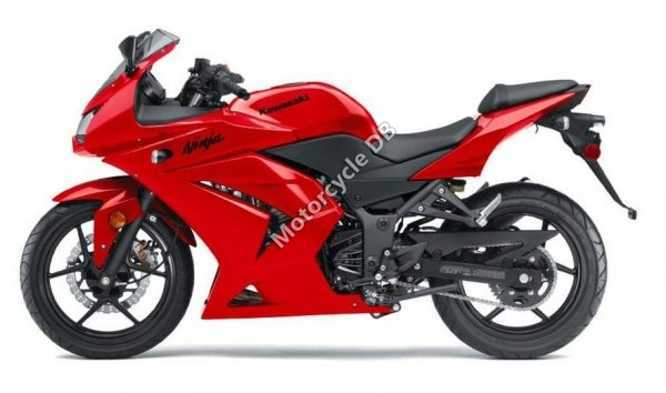 Kawasaki Ninja 250R 2012 21956
