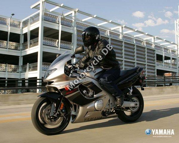 Yamaha YZF 600 R 2005 5759