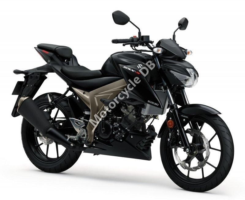 Suzuki GSX-S125 2018 27606