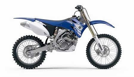 Yamaha YZ 250 F 2007 5624