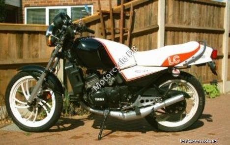 Yamaha RD 350 (reduced effect) 1985 15110