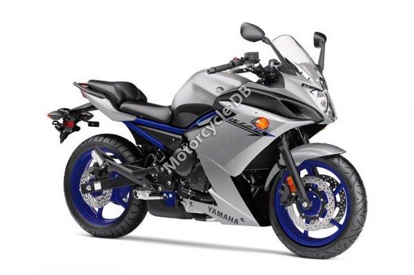 Yamaha FZ6R 2018 23996