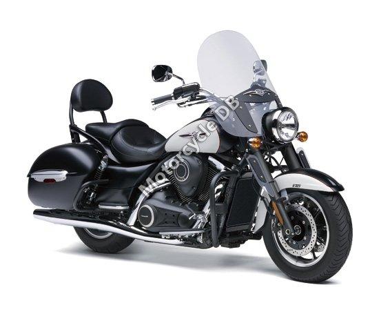Kawasaki VN 1700 Classic Tourer 2014 23522