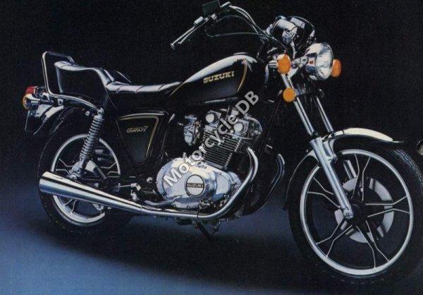 Suzuki GS 450 L 1986 14978