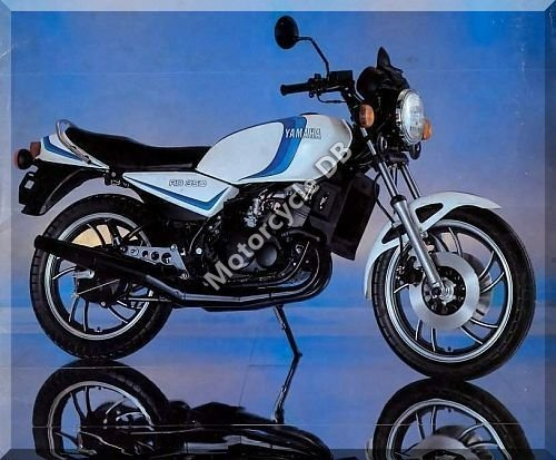 Yamaha RD 350 LC YPVS (reduced effect) 1983 20881