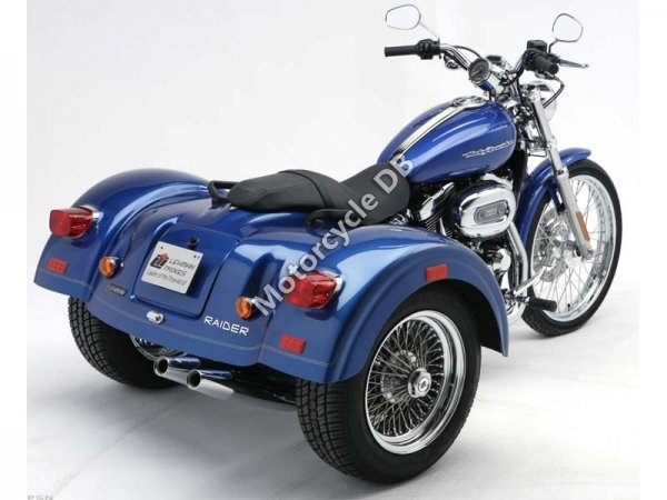 Lehman Trikes Raider Sportster 2010 19393