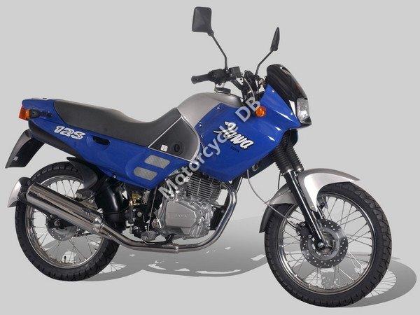 Jawa 125 Dandy 2005 14713