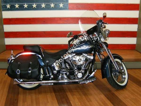 Harley-Davidson FLSTS Heritage Springer 2003 12255