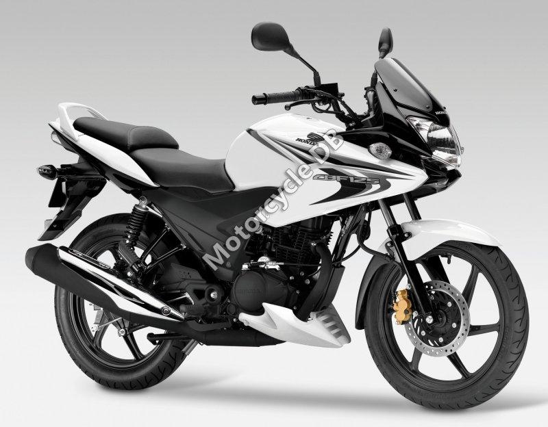 Honda CBF125 2014 30535