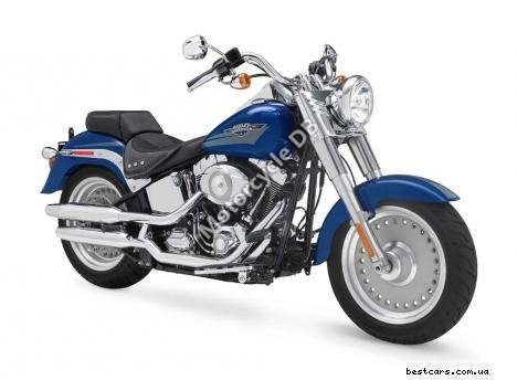 Harley-Davidson 1340 Softail Fat Boy 1993 8242