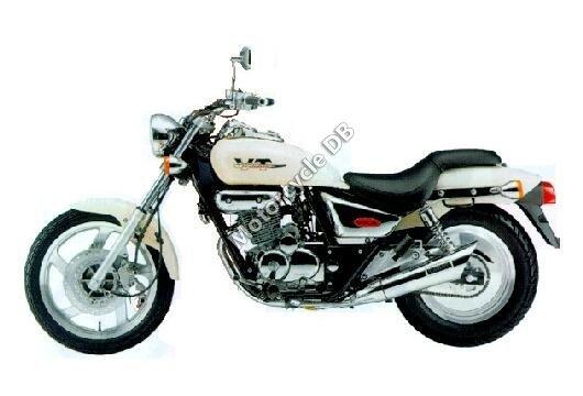 Daelim VT 125 Evolution 2000 8382