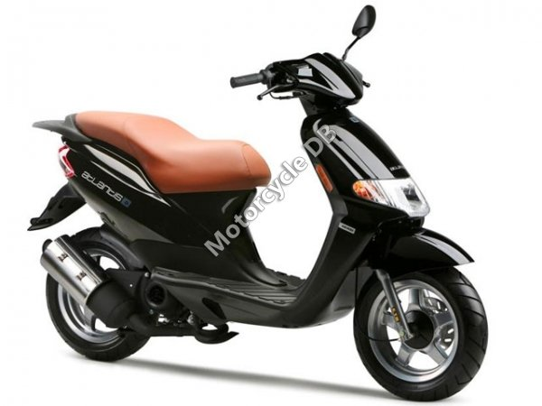 Derbi Atlantis City 50 2T 2009 14804
