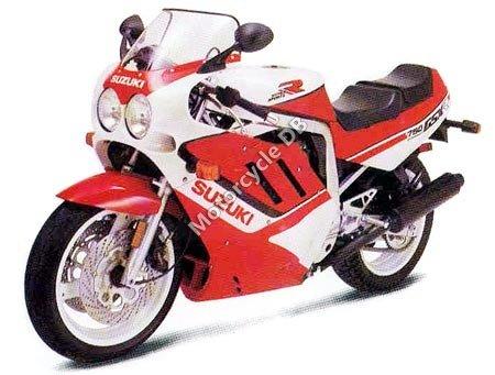 Suzuki GSX-R 750 1988 8268