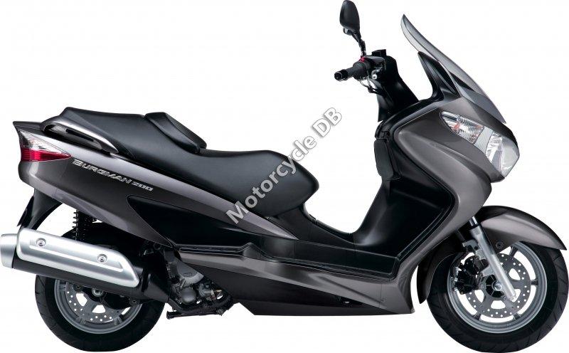 Suzuki Burgman 200 2009 28313