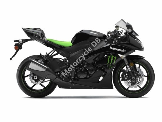 Kawasaki Ninja ZX-6R Monster Energy 2009 3528