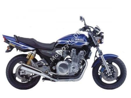 Yamaha XT 600 E 1999 6530