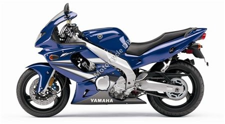 Yamaha YZF 600 R 2007 2227