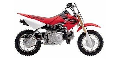 Honda CRF 50 F 2005 7064
