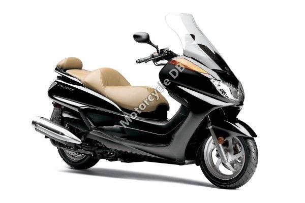 Yamaha Vino Classic 2012 22480
