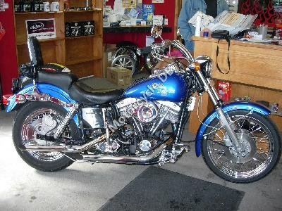 Harley-Davidson FXE 1340 Super Glide 1981 6858